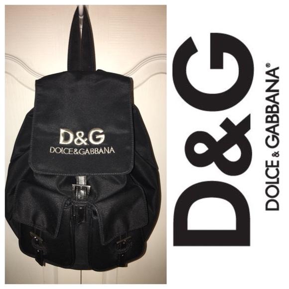 548b4fe6b7a2 Dolce   Gabbana Handbags - Dolce   Gabbana Backpack 🎒